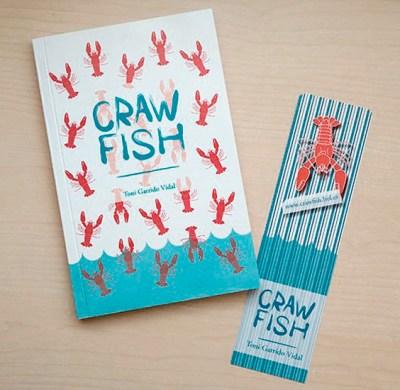 Crawfish, libro y punto de lectura