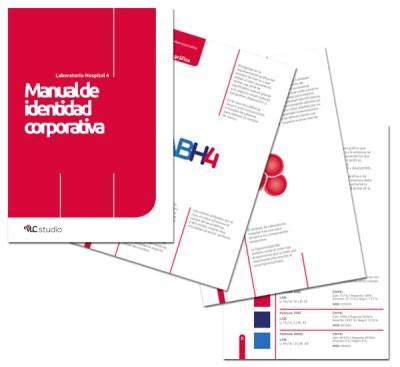 Manual de identidad corporativa LABH4