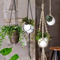 large-indoor-planters-hanging-flower-troughs-half-pot-wall ...