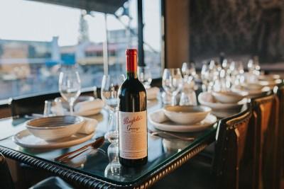 Balboa Italian Restaurant Palm Beach, Wine. Photography by Hayley Williamson