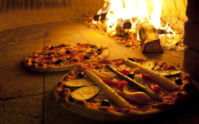 A Taste of Italy with Wood Fired Pizza