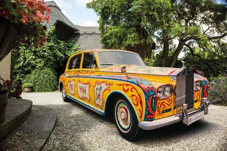 Rolls-Royce de John Lennon
