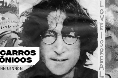 Capa John Lennon
