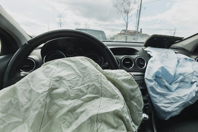 Airbags defeituosos da Takata