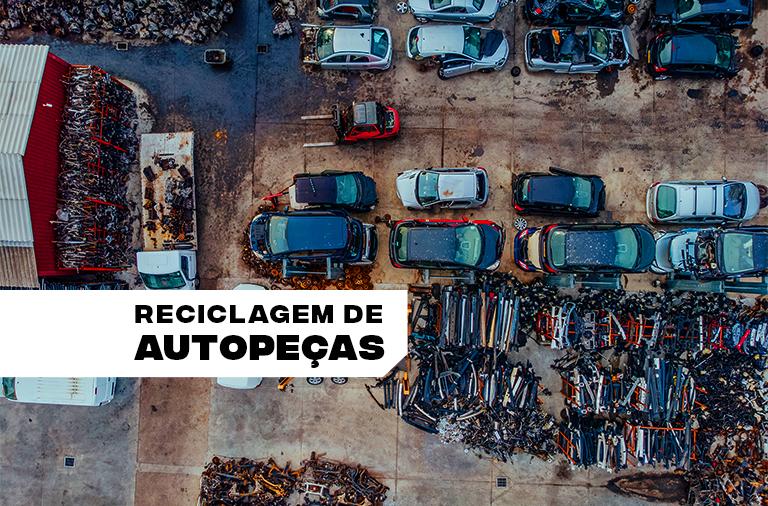 Reciclagem de automóveis e autopeças: como elas podem ser uma solução mais sustentável para o setor automotivo