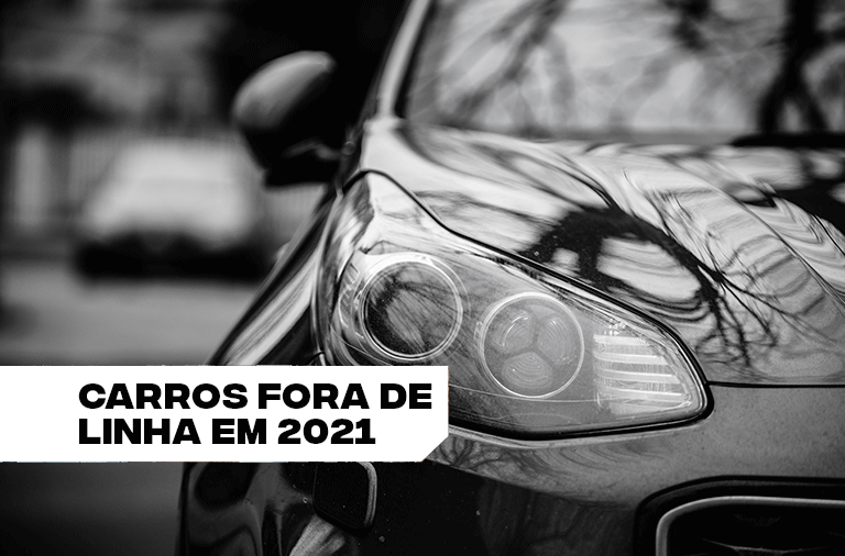 Confira os carros que saíram do mercado brasileiro em 2021