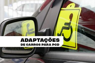 Adaptações de carros para PCD