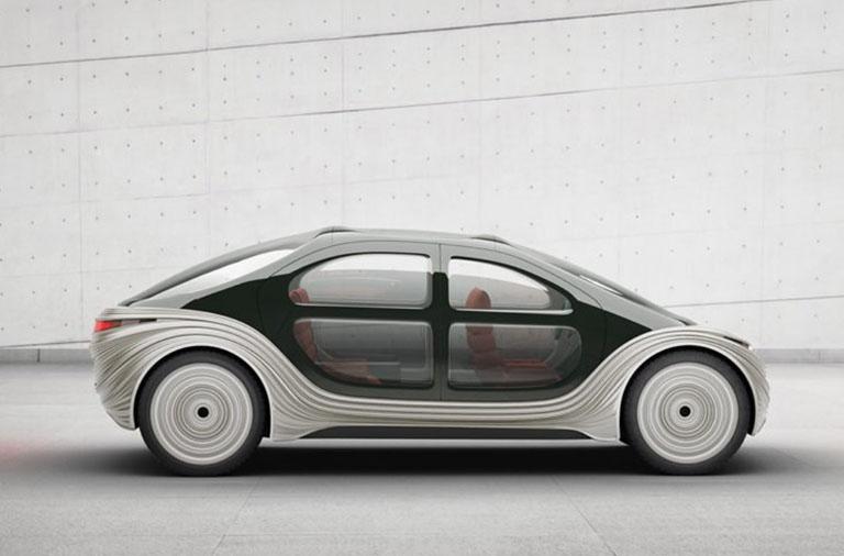 Conheça o Airo: o carro que purifica o ar