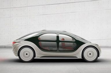 Airo: o carro que purifica o ar