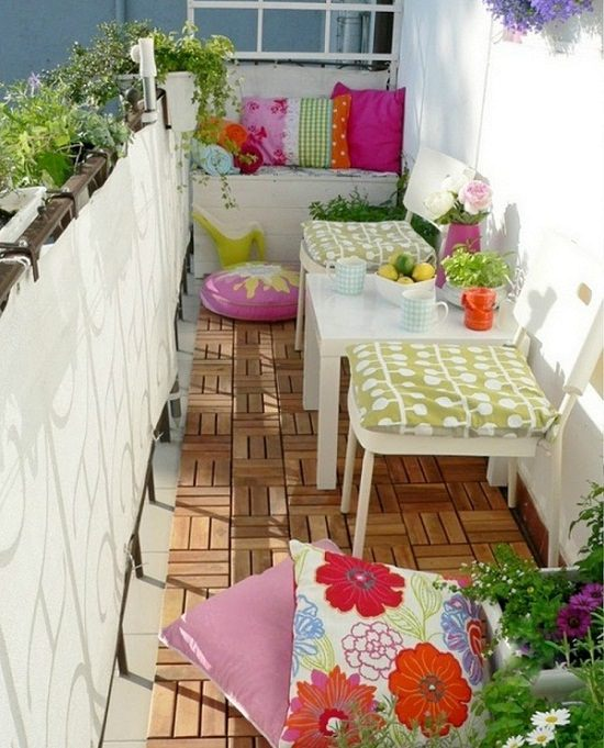 How To Cover Balcony For Privacy