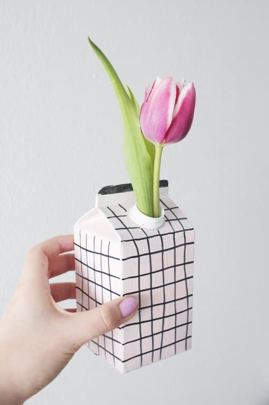Vase Basteln 50+ Gorgeous Diy Flower Vase Ideas You Can Do Easily ...