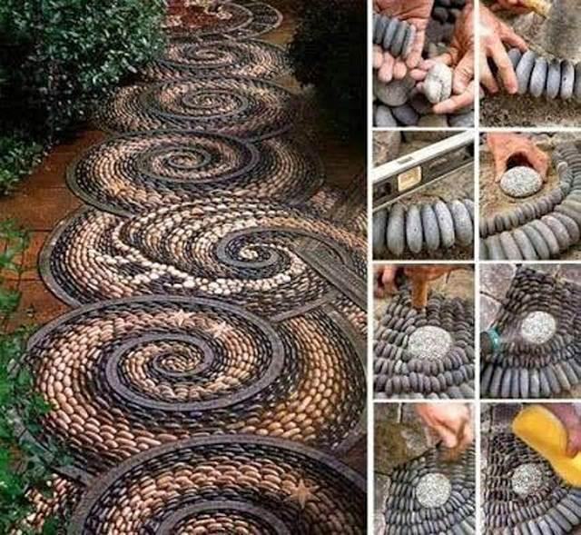 18 Brilliant DIY Mosaic Ideas For Garden Mosaic Craft Balcony