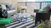 Balcony Flooring Ideas