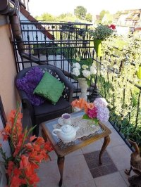 Balcony Privacy Ideas