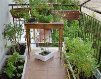 Vertical Balcony Garden Ideas | Balcony Garden Web