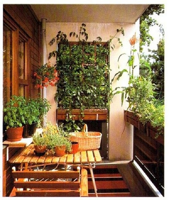10 Small Balcony Garden Ideas You Should Look