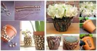 DIY Garden Pots Decoration Ideas that'll Blow your Mind
