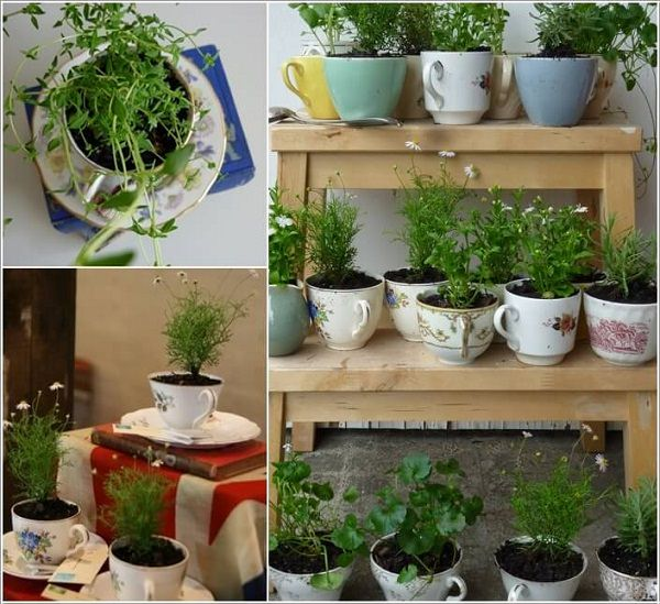 24 Indoor Herb Garden Ideas To Look For Inspiration Balcony