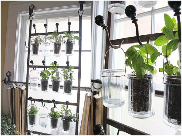 24 Indoor Herb Garden Ideas To Look For Inspiration Balcony