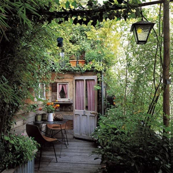 3 Balcony Garden Designs For Inspiration Small Garden Design
