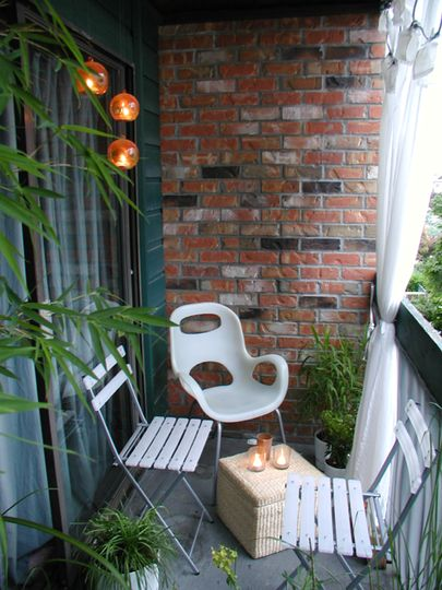 Small Patio Garden