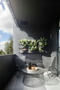 Balcony Wall Designs | 7 Balcony Interior Pictures for ...