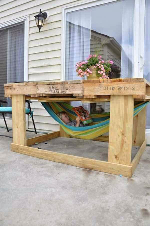 20 Amazing DIY Garden Furniture Ideas DIY Patio & Outdoor