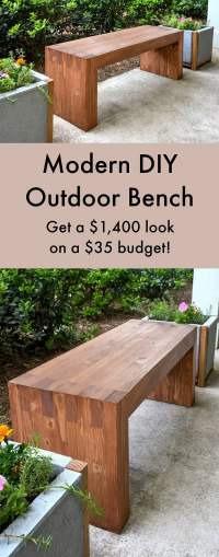 20 Amazing DIY Garden Furniture Ideas | DIY Patio ...