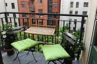 Things To Have In A Balcony | Apartment Balcony Ideas ...