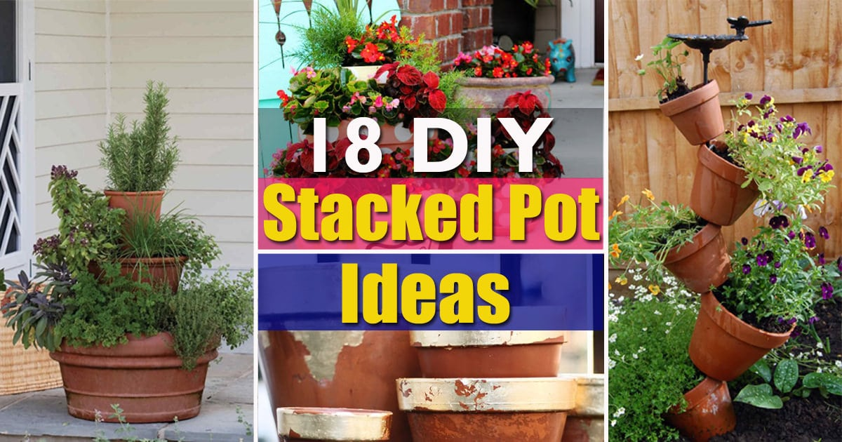 Tall Vertical Planters
