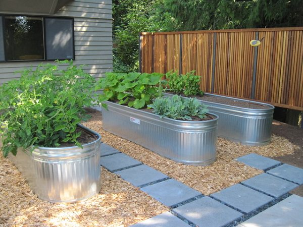 How Build Raised Container Garden