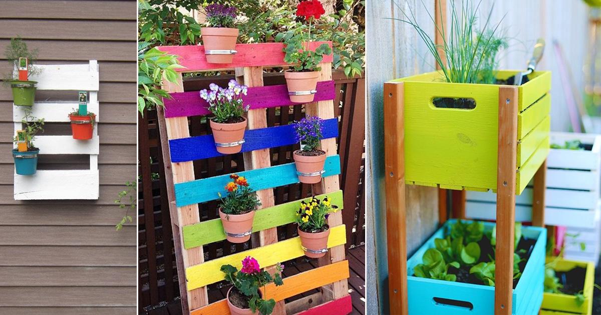 16 colorful diy vertical