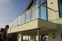Balcony Balustrades | Balcony Railings | Glass Balcony ...