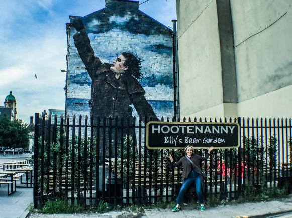 Glasgow Murals - Billy Connely