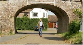 Tack Lee Bridge, Yapton in West Sussex.