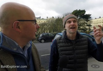Paul Couchman introduces Richard to the Regency Town House