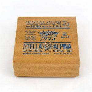 Stella Alpina Saponificio Varesino Sapone da Barba