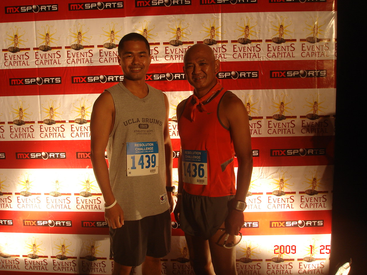 The Running Father & Son