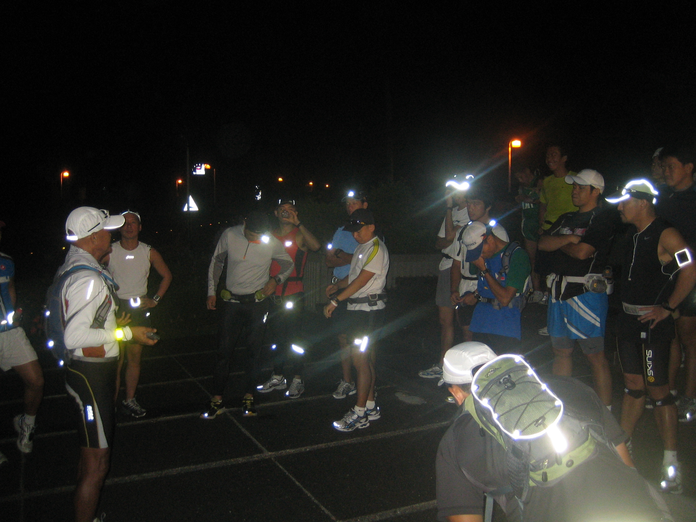 Briefing For the Runners