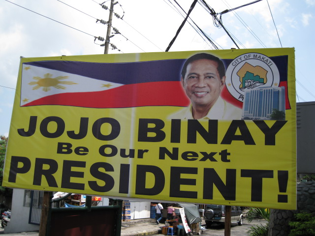 """How about...""""BR Be Our Next President""""?"""