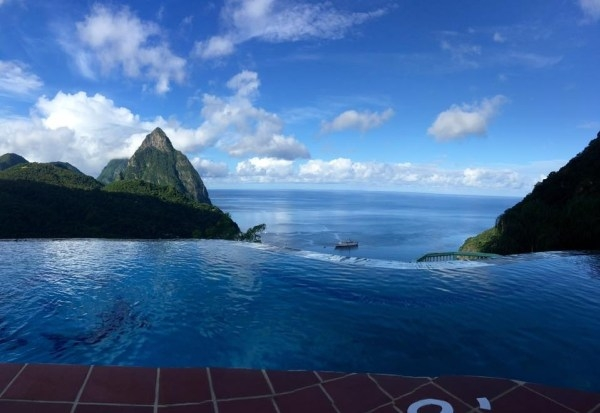 La Haut Resort Saint Lucia