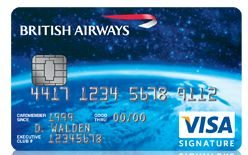 Chase British Airways Visa