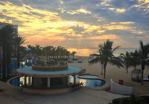 Hyatt Ziva Los Cabos sunrise