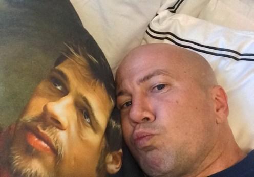 Kimpton Palladian Seattle with Brad Pitt
