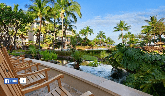 Westin Ka'anapali Ocean Resort Villas view