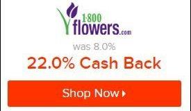 1800flowers.com 22 percent off