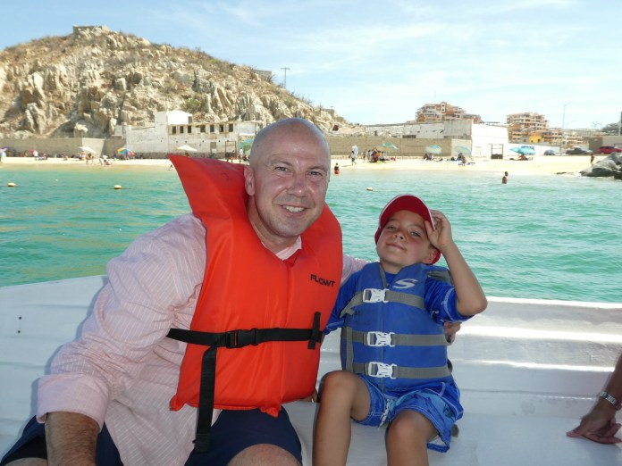 Cabo Glass Bottom Boat Tour