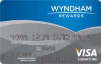 Barclaycard Wyndham Rewards credit card