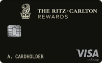 Chase Ritz Carlton credit card