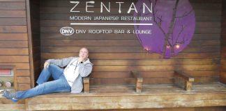 Kimpton Donovan Hotel Zentan Restaurant